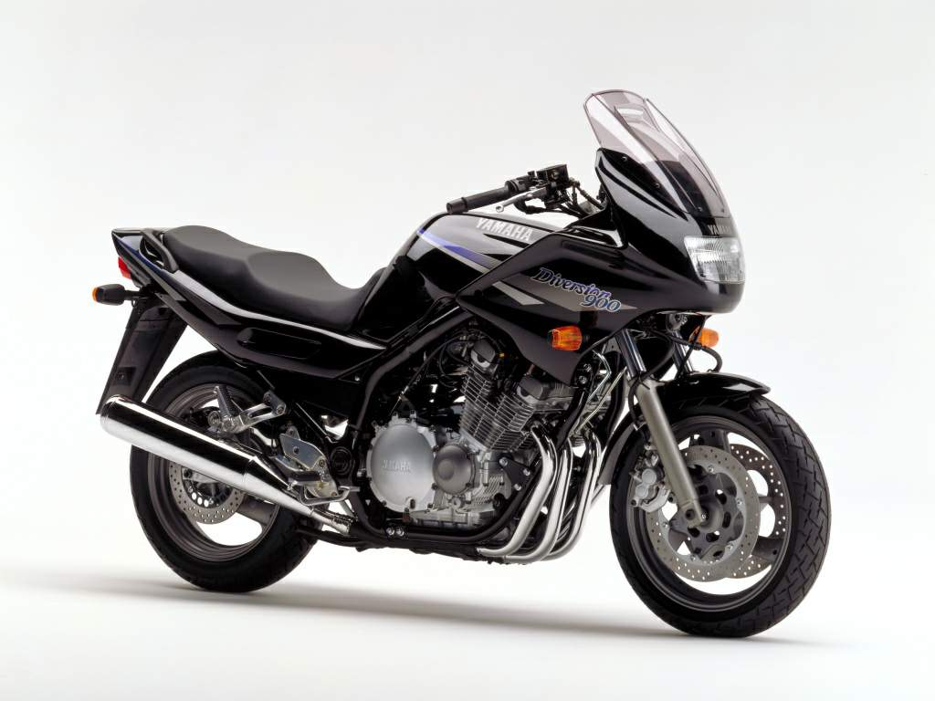 1995Yamaha XJ900 Diversion