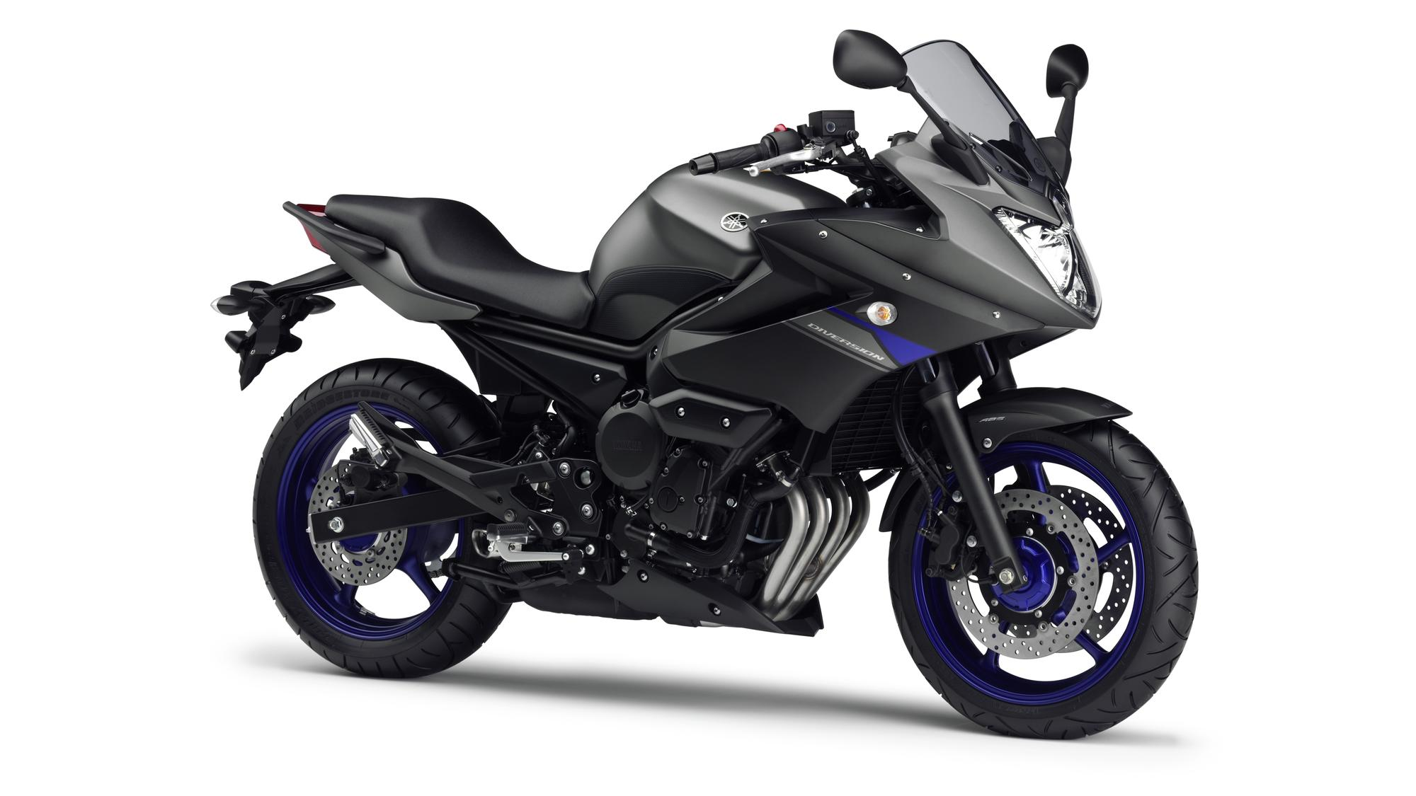 2013 Yamaha XJ6 Diversion EU Race Blu Studio 001