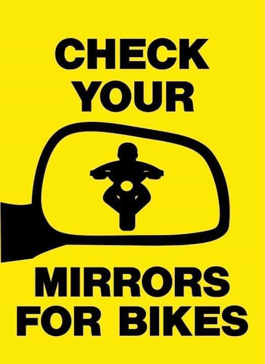 19 check your mirrors